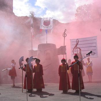Праздник в Копорье - фото 4