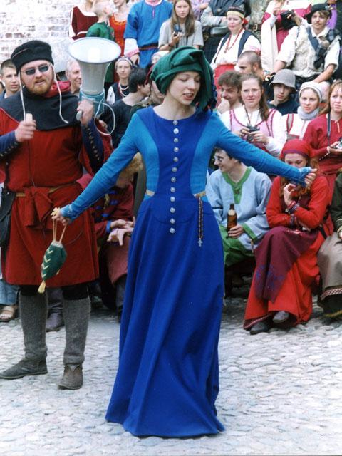 Фестиваль костюма в Выборге - фото 2