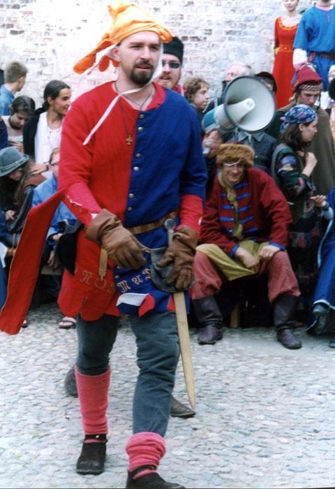 Фестиваль костюма в Выборге - фото 3
