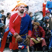 Фестиваль костюма в Выборге - фото 7