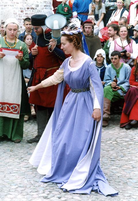 Фестиваль костюма в Выборге - фото 4