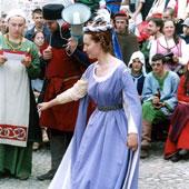 Фестиваль костюма в Выборге - фото 8