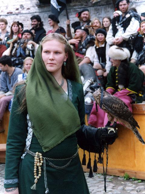 Фестиваль костюма в Выборге - фото 5